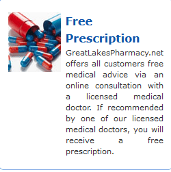 Free Prescription Offer